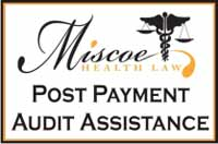 Miscoe Health Law Logo