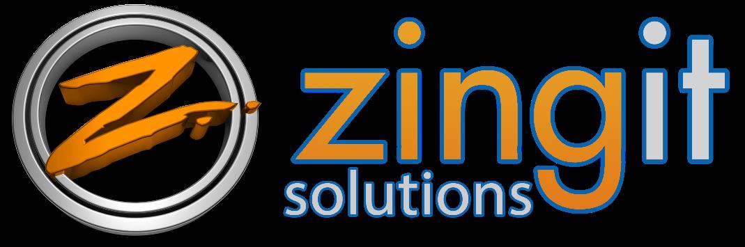 Zingit Solutions Logo