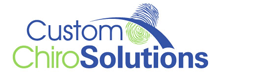 Custom ChiroSolutions, LLC Logo