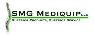 SMG MediQuip LLC Logo